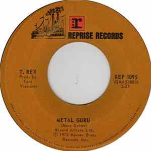Download T. Rex - Metal Guru