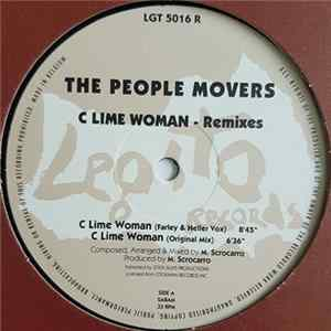 Download The People Movers - C Lime Woman - Remixes