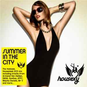 Download Various - Housexy Summer In The City