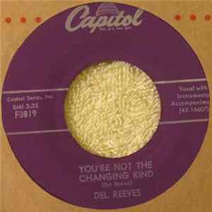 Download Del Reeves - You're Not The Changing Kind / Love, Love, Love