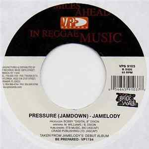 Download Jamelody - Pressure