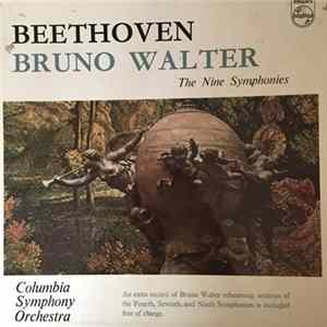 Download Beethoven - Bruno Walter, Columbia Symphony Orchestra - The Nine Symphonies